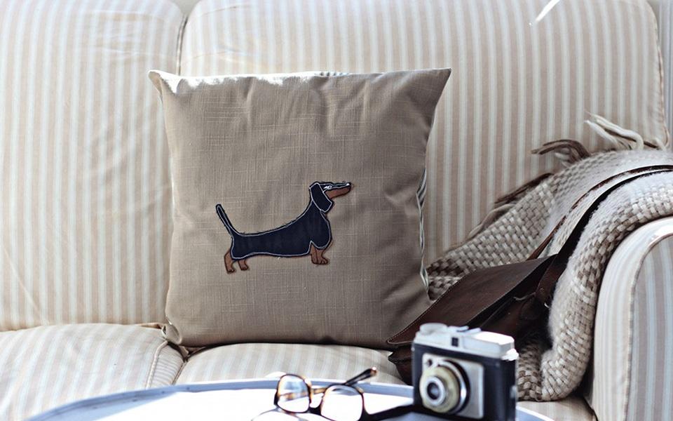 Dog friendly Designer – Poppy Treffry