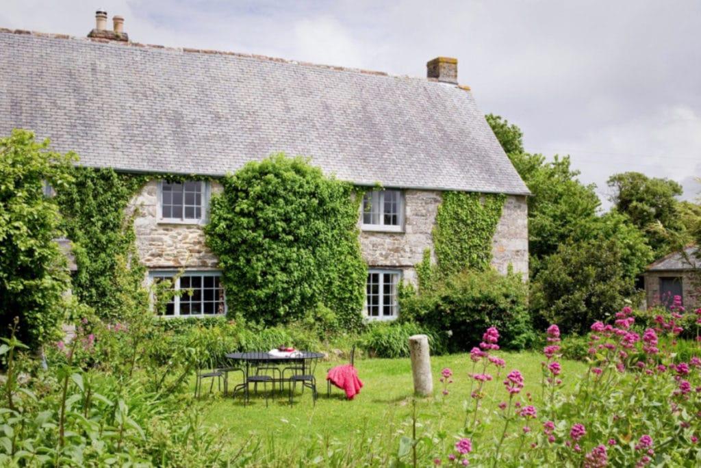 Kestle Barton Farmhouse, near Helford