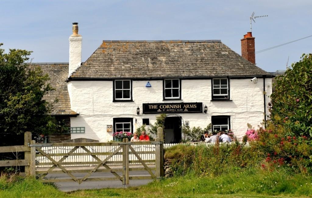Dog Friendly Pubs Cornwall