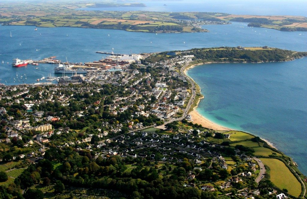 A guide to dog friendly Falmouth in Cornwall