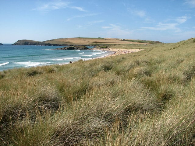 Dog Friendly Beaches Near Constantine Cornwall
