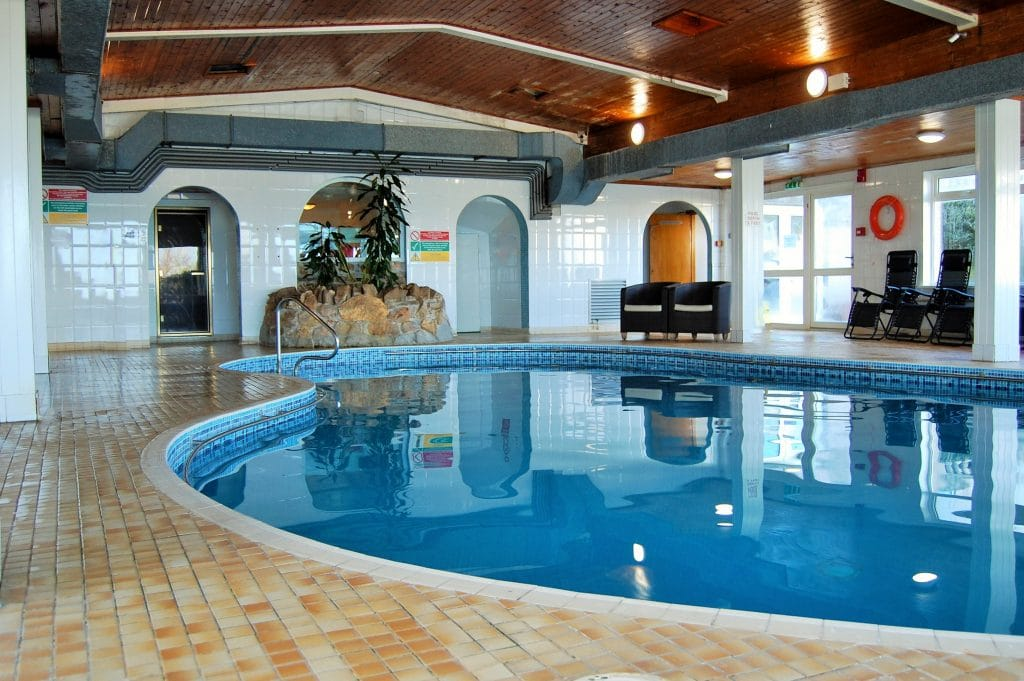 Hotel victoria newquay dog friendly cornwall for Hotels with swimming pools in cornwall