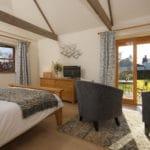 Tamar Orchard Barn bedroom