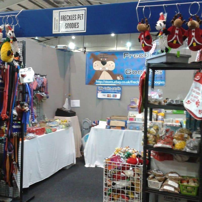 Freckles Pet Goodies, Launceston - Dog Friendly Cornwall