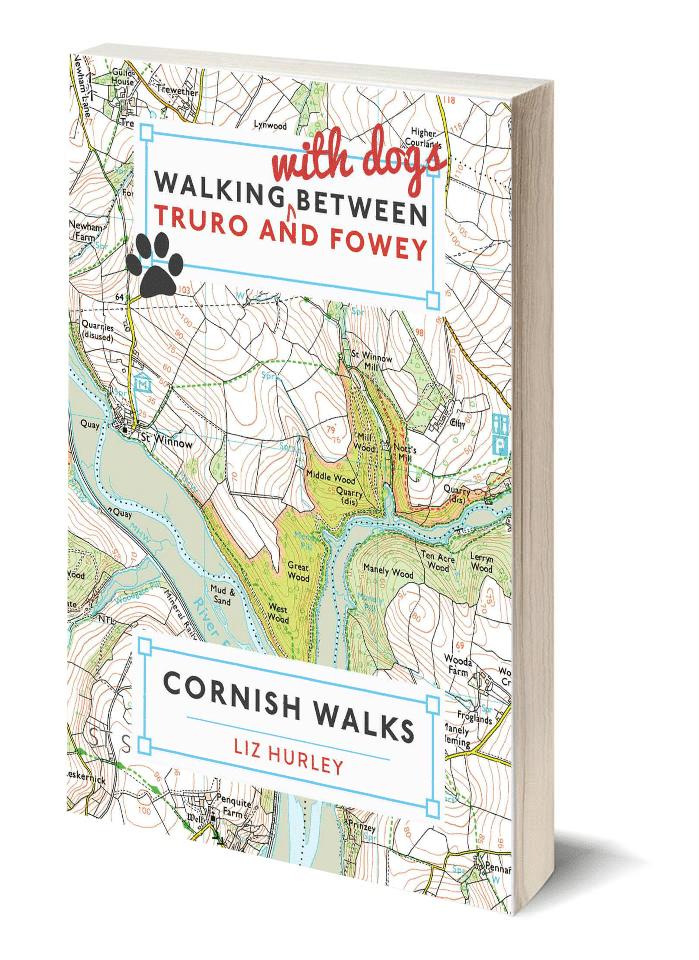 Win a dog friendly walk book by Liz Hurley