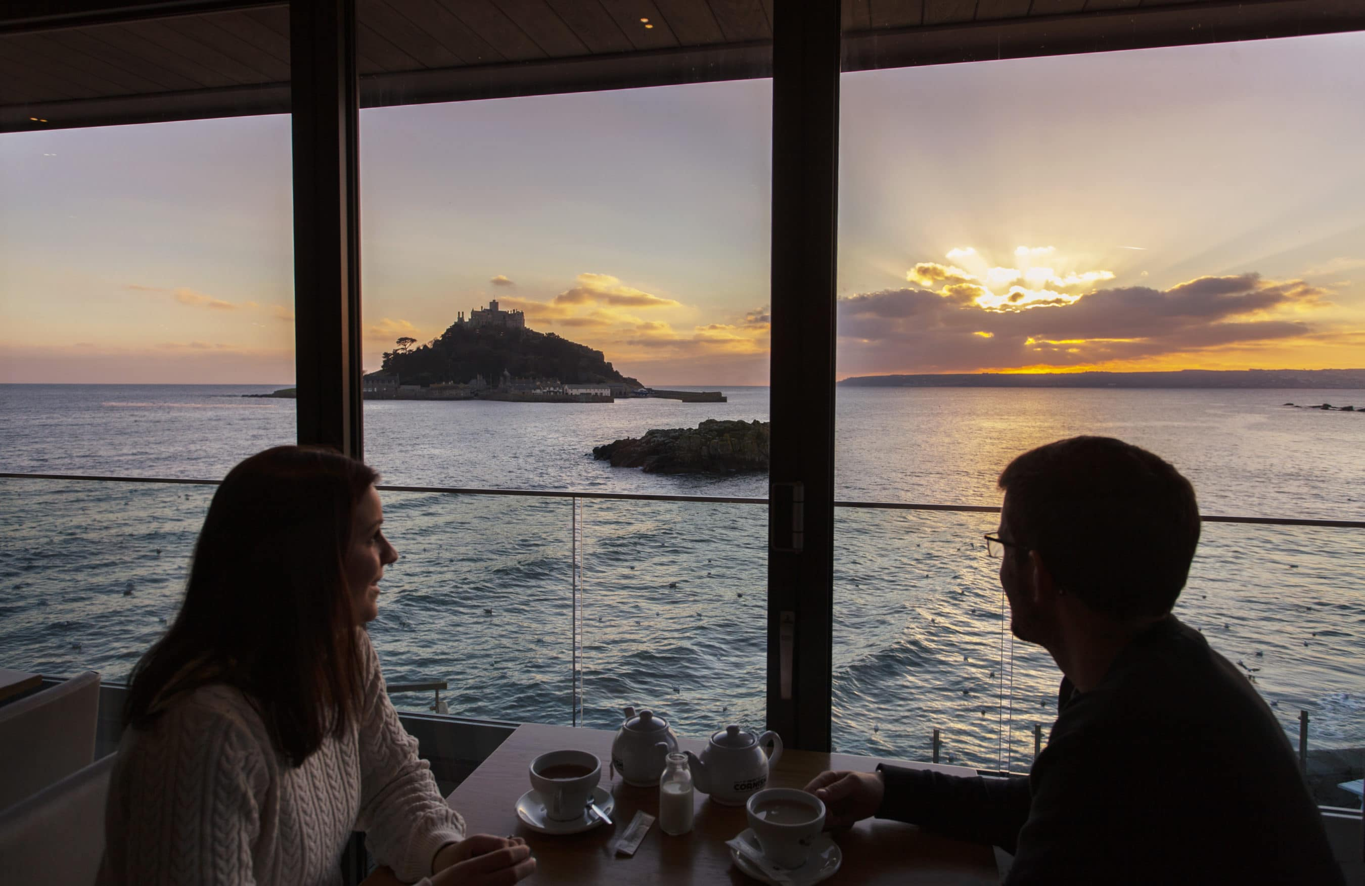 Win dinner, bed & breakfast at The Godolphin Arms, Marazion