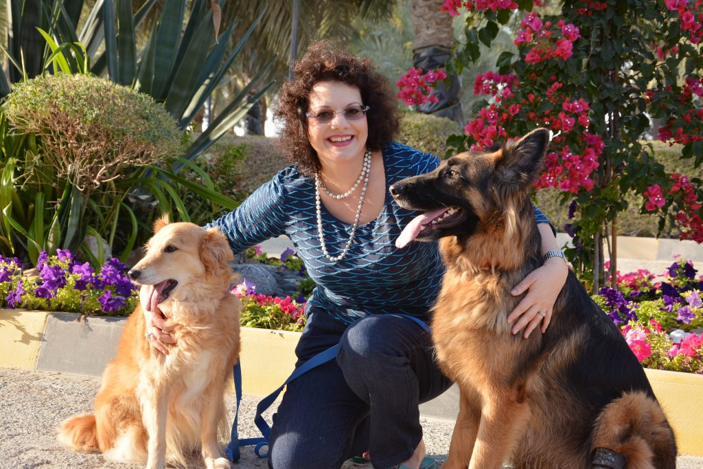 Dr Margit Gabriele Muller, leading vet and award winning author of Your Pet, Your Pill: 101 Inspirational Stories About How Pets Lead You to A Happy, Healthy and Successful Life
