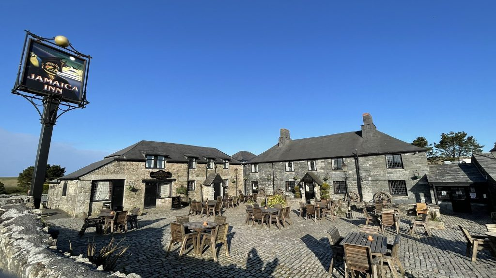 Jamaica Inn near Bodmin, Cornwall